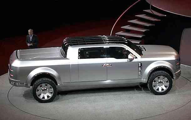 Ford F 250 Super Chief Tri Flex Fuel Pickup Truck