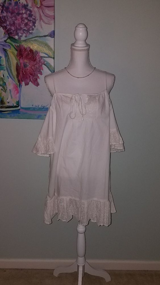192962ae5b Romeo and juliet couture Beach Cover-up Size Small NWT   Clothing, Shoes &  Accessories, Women's Clothing, Dresses   eBay!
