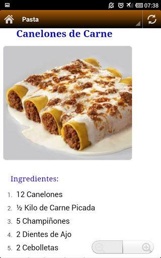 googlerecetas de cocina