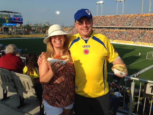 """Levy Restaurants on Twitter: """"No better way to spend the weekend than some grilling at the Gold Medal round of the Pan-Am Games @TO2015 #PanAmGames http://t.co/UWf0Vonrio"""""""