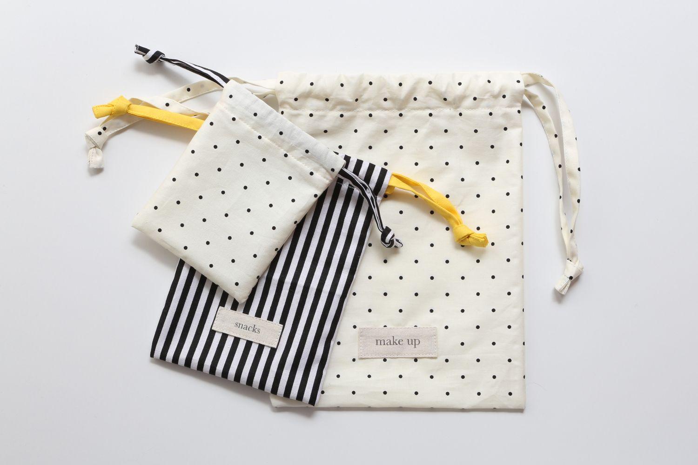 DIY : De petites pochettes pour tout organiser. (http://www ...