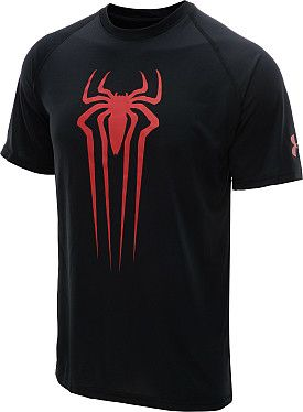 9d58382f UNDER ARMOUR Men's Alter Ego Spider-Man Short-Sleeve T-shirt ...