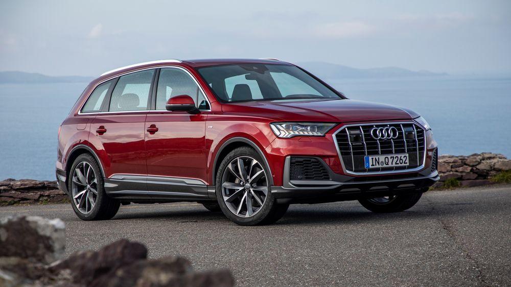 The 2020 Audi Q7 Audi Q7 Audi Suv