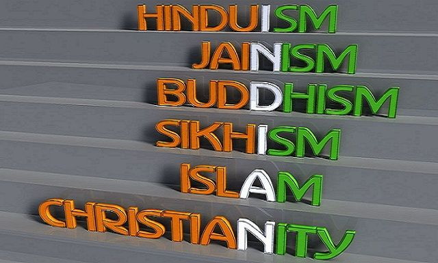 equality of religion in india