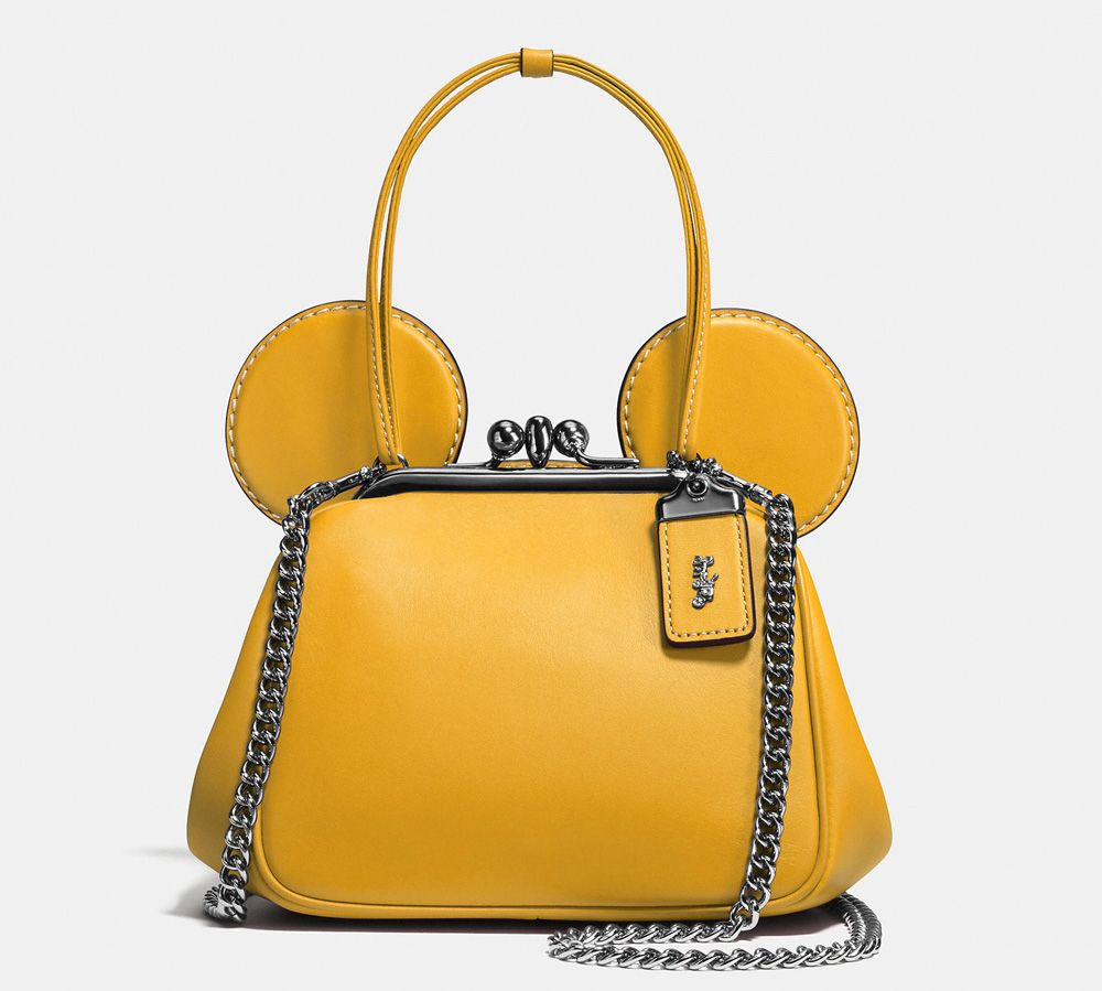 New Coach Bag Coming Soon I Love Mickey And Ll Take One In Black Please