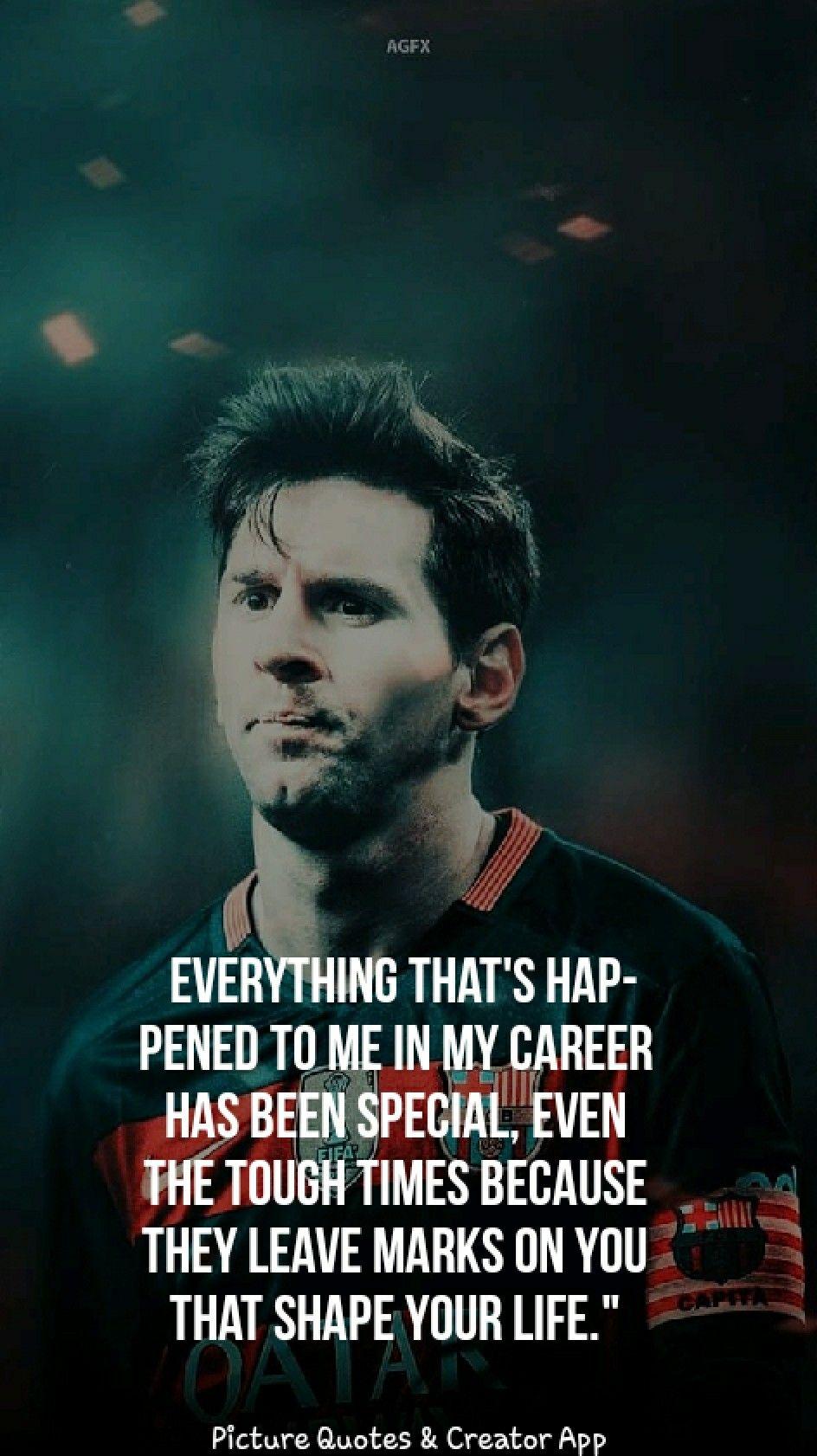 Best lionel messi quotes | Messi quotes, Lionel messi ...