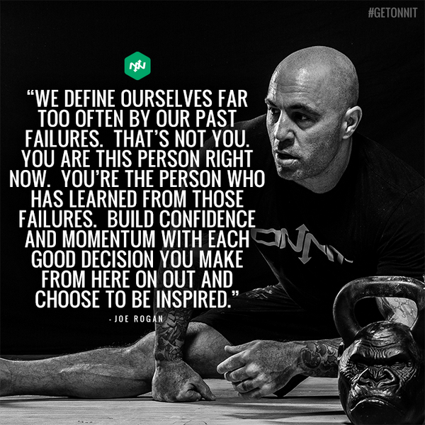 Onnit On Twitter Thinking Quotes Joe Rogan Quotes Inspirational Quotes