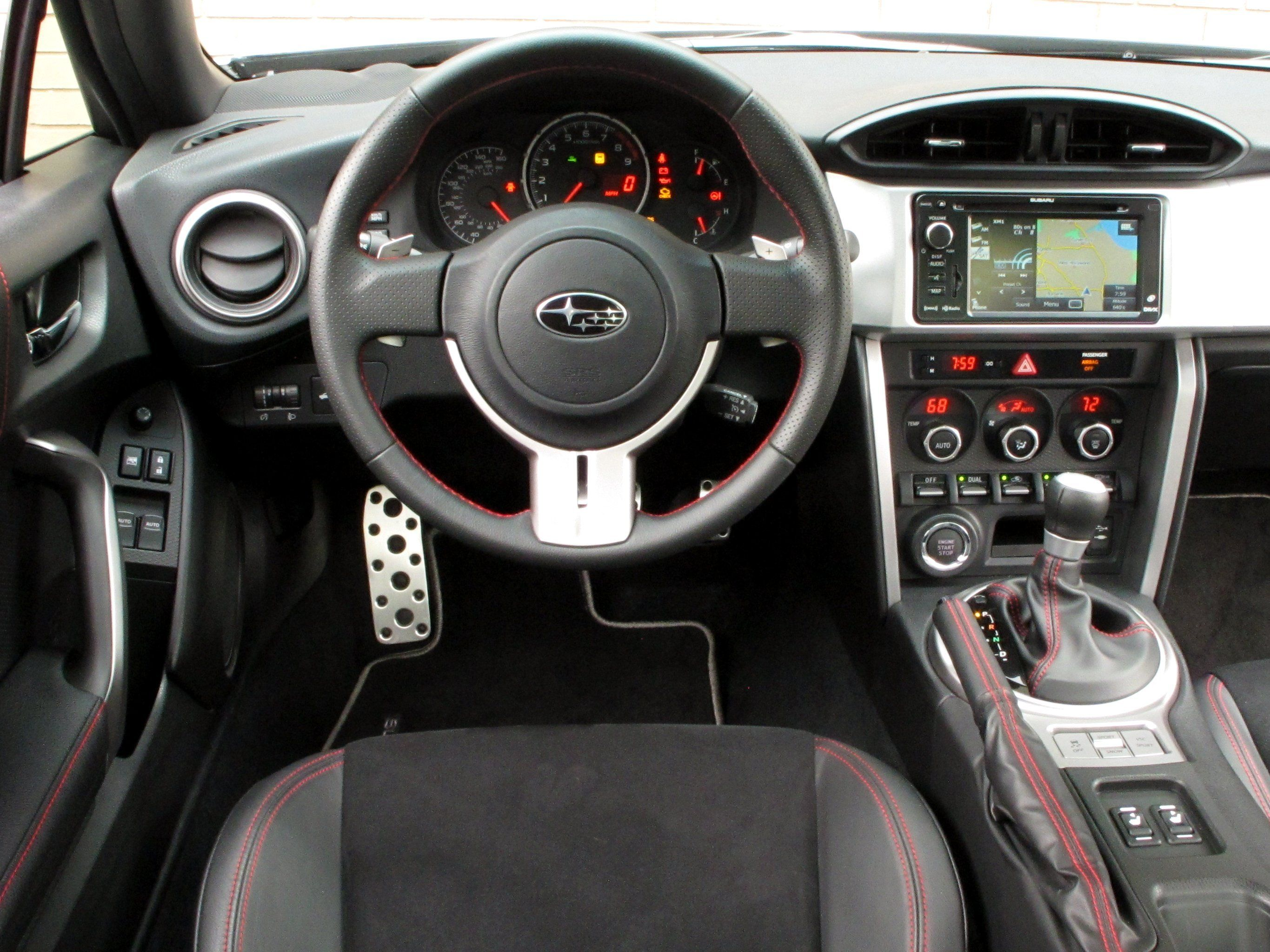 Subaru brz interior my style pinterest subaru cars and scion frs for Scion frs interior accessories