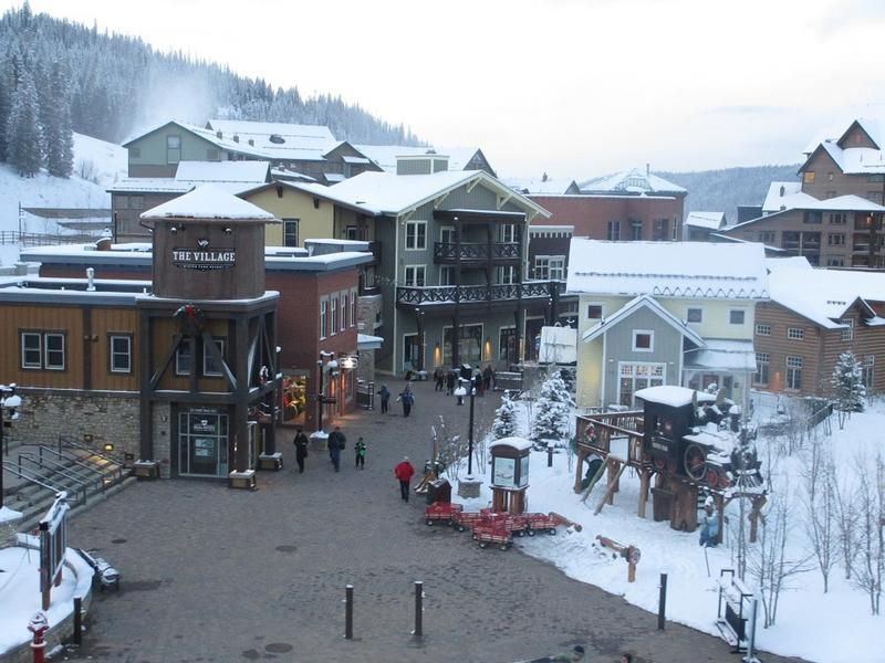 The Village At Winter Park Co