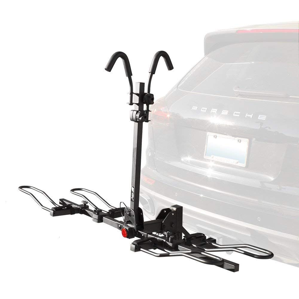 Bv Bike Bicycle Hitch Mount Rack Carrier For Car Truck Suv Tray Style Smart Tilting Design You Can G Bike Carrier Rack Car Bike Rack Trunk Mount Bike Rack