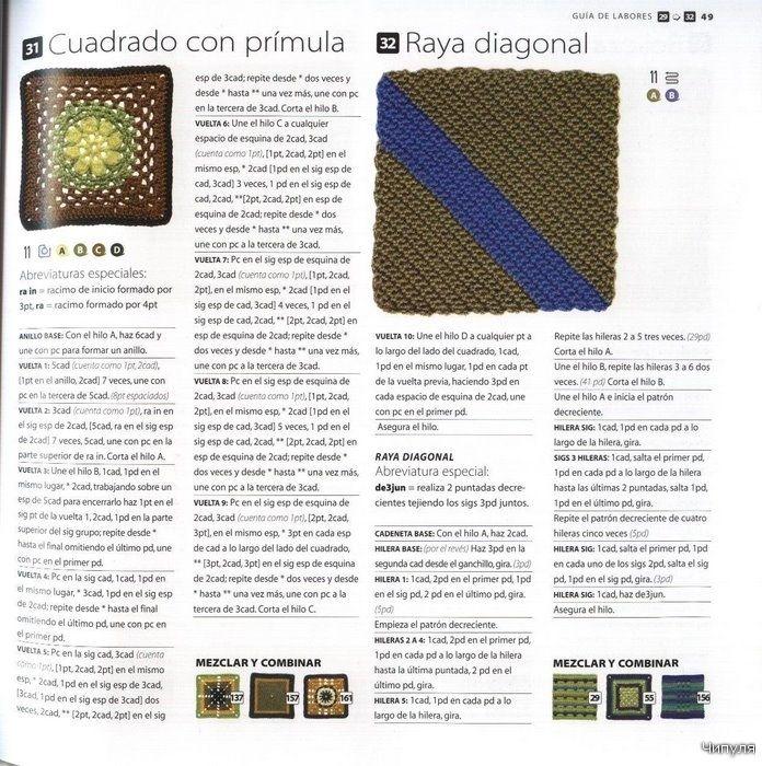 Libro pràctico de crochet con contenido ùnico preparado