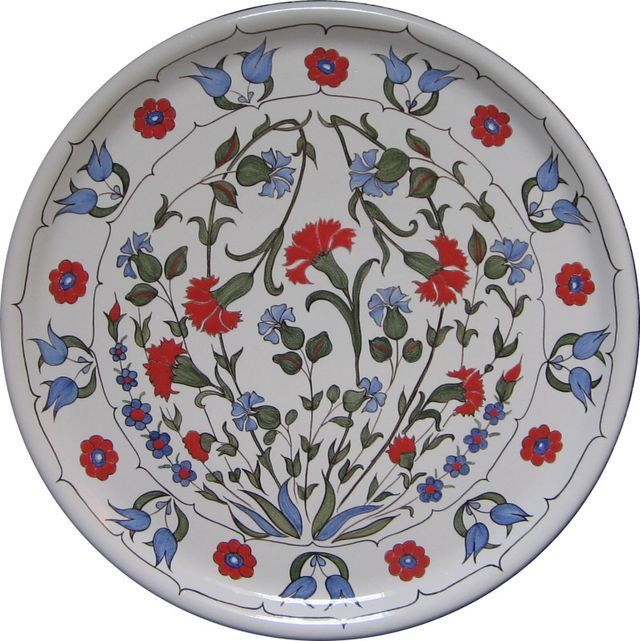 Ceramic Plates Turkey Decorative Plates  sc 1 st  Pinterest & Pin by Larissa Serin on Çini tabaklar? | Pinterest