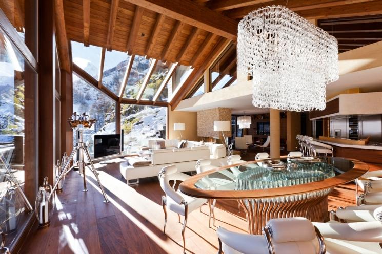 Stunning Boutique Chalet Zermatt Peak