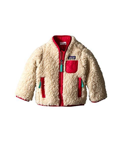 04a67cfe70b9e Patagonia Kids Baby Retro-X Jacket (Infant Toddler)