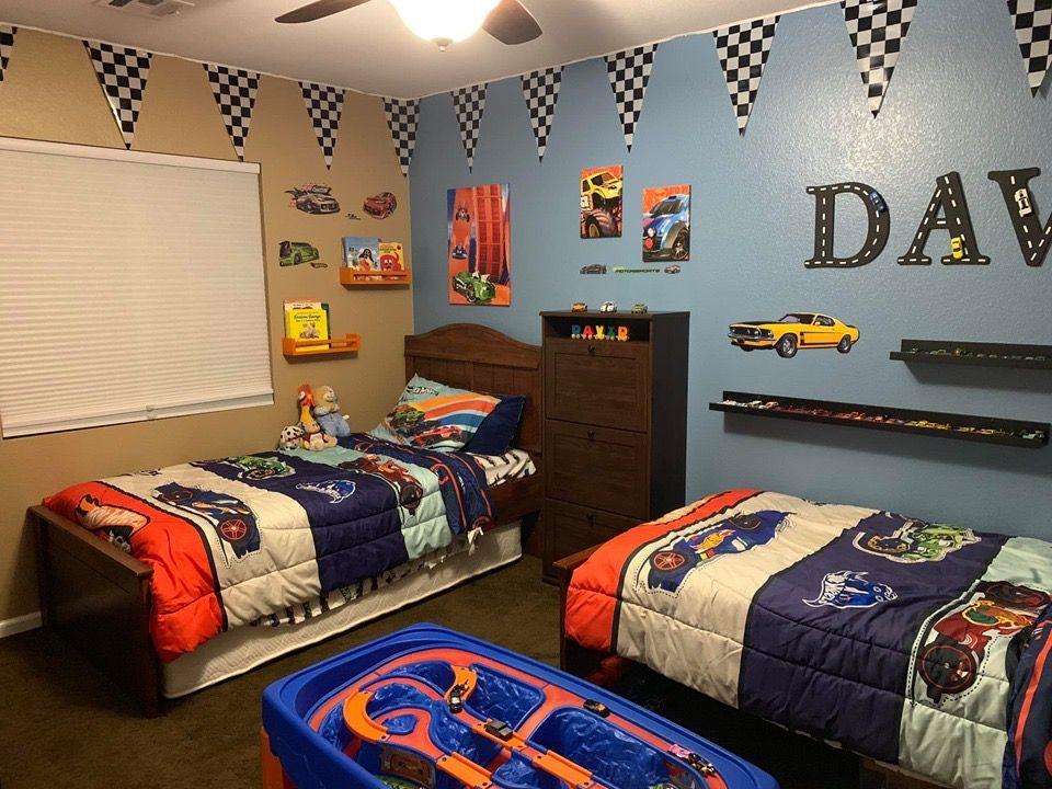 Hot Wheels Room Decor Ideas
