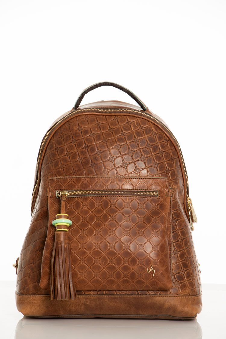 f91641389 Morral para mujer - Velez | Bags | Fashion backpack, Leather ...