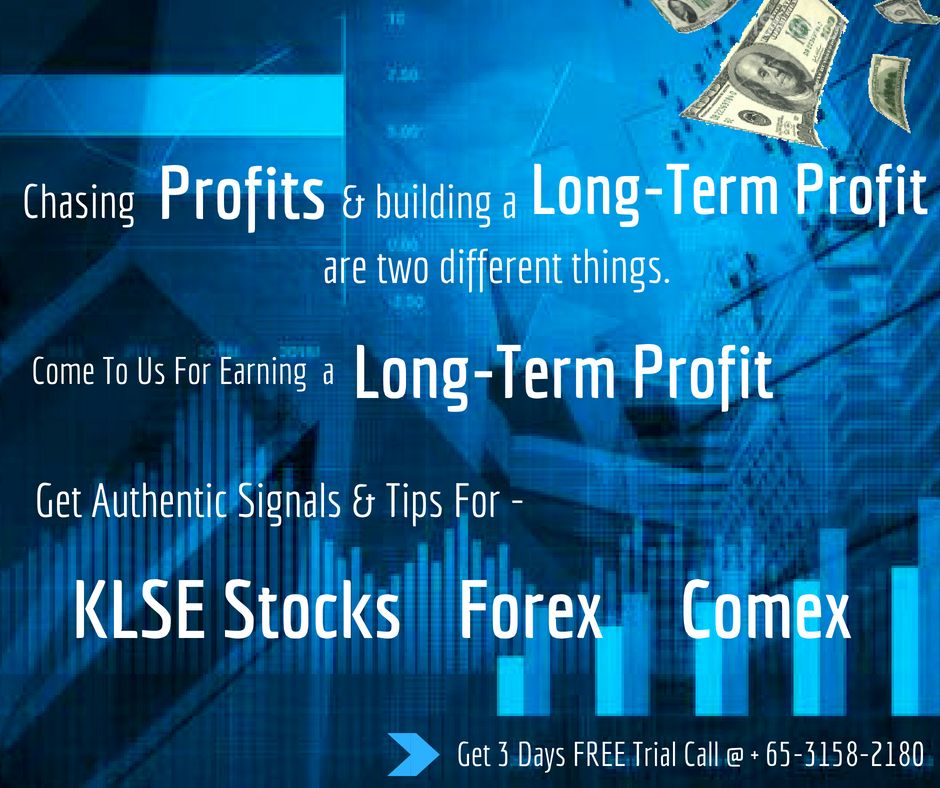Top 5 klse stock signals that you should consider as an