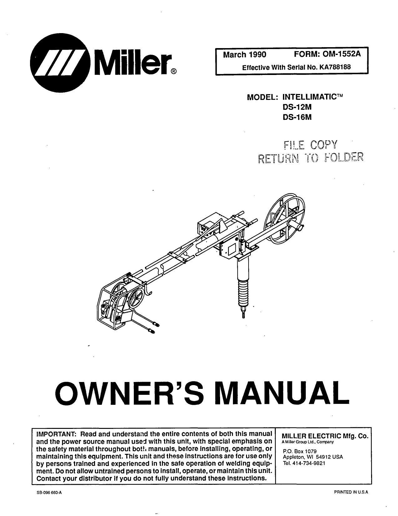 14 Pin Miller Wiring Diagram New In 2020 Understanding Informative Power Source