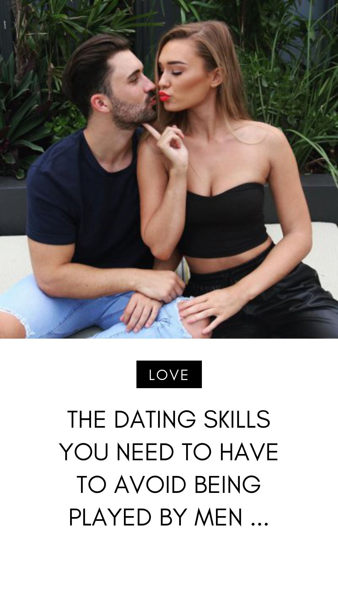 avoid dating players