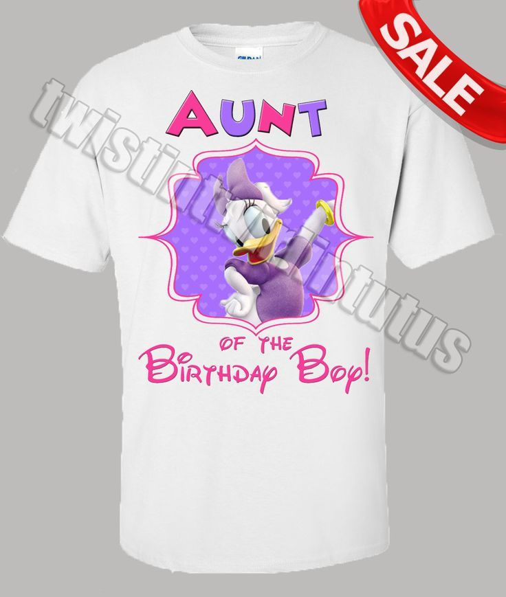 f2ca3742 Mickey Mouse Clubhouse Aunt Shirt | Mickey Mouse Clubhouse Family Birthday  Shirt | Mickey Mouse Clubhouse