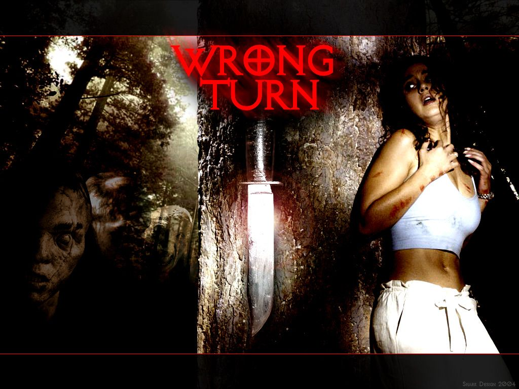 Wrong Turn 2003 Poster
