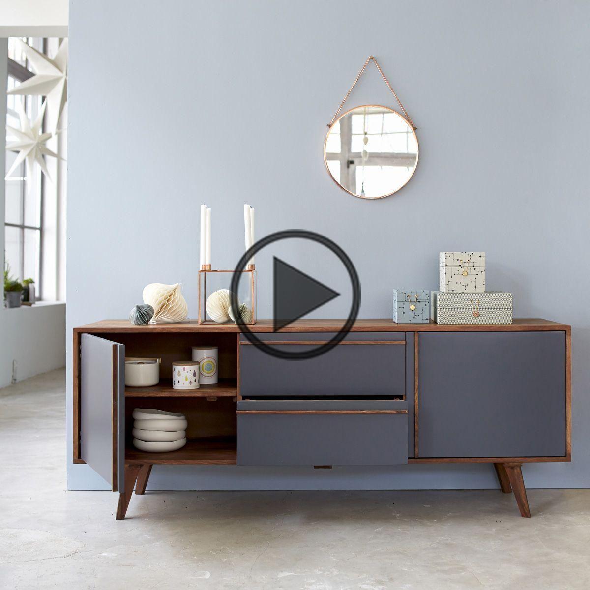 Sheesham Sideboard Niels Sheesham Furniture Range In 2020 Schlafzimmer Ideen Zimmer Renovierungen Haus Deko