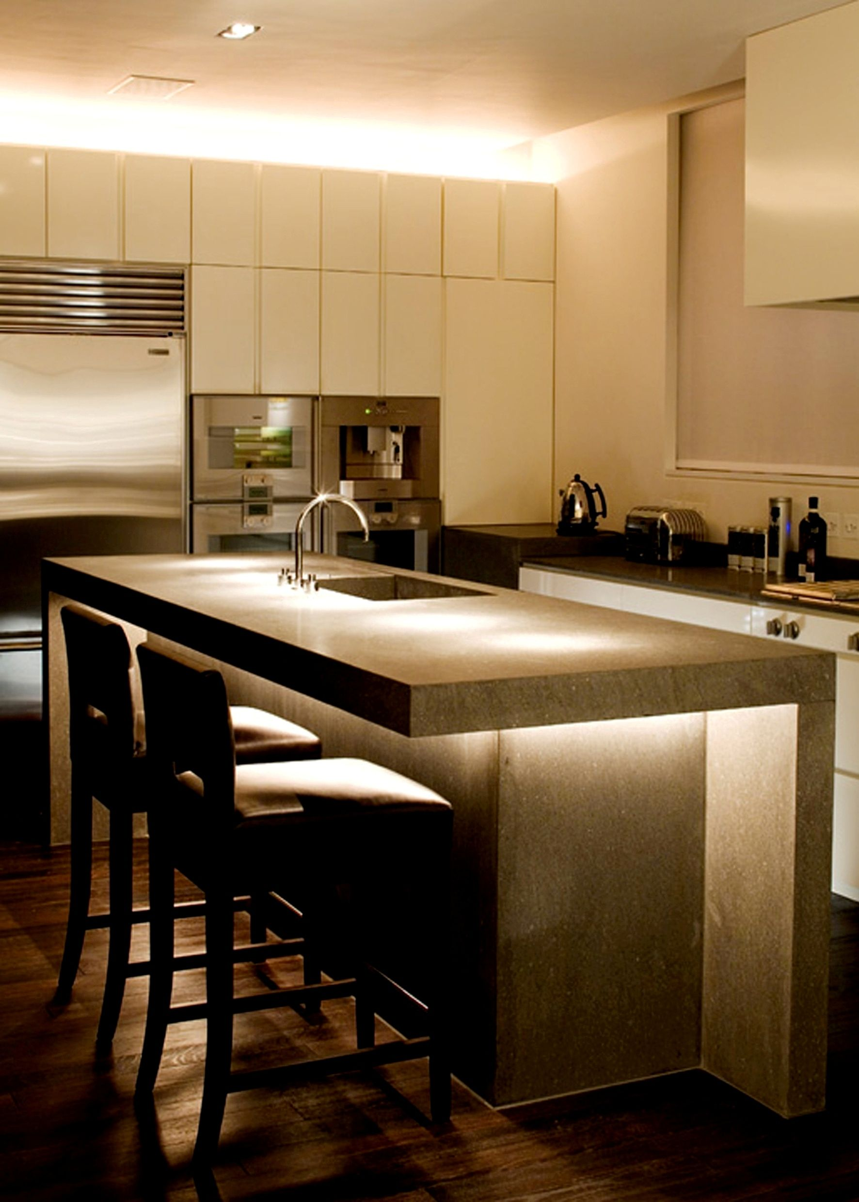 Residential lighting by lighting design international kitchen