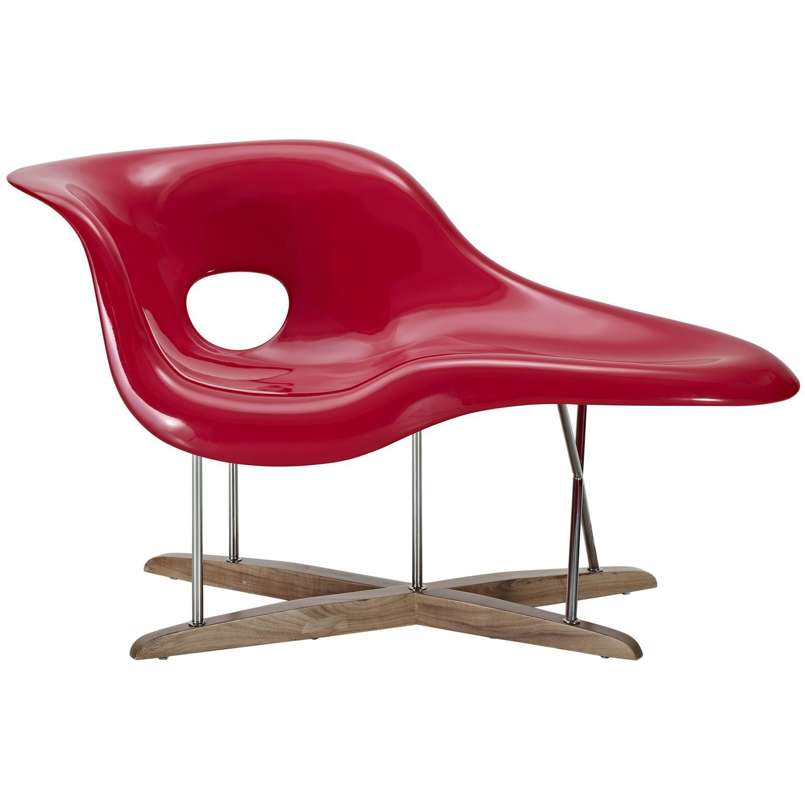 Amazing Eames La Chaise Reproduction Charles Eames Chair Modern Ibusinesslaw Wood Chair Design Ideas Ibusinesslaworg