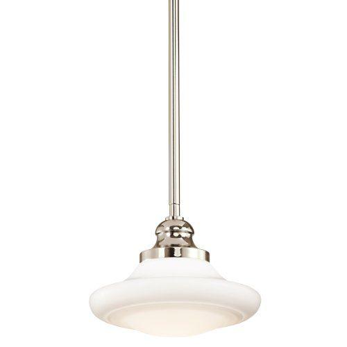 Kichler Lighting 42268pn Keller 1 Light Convertible Fixture
