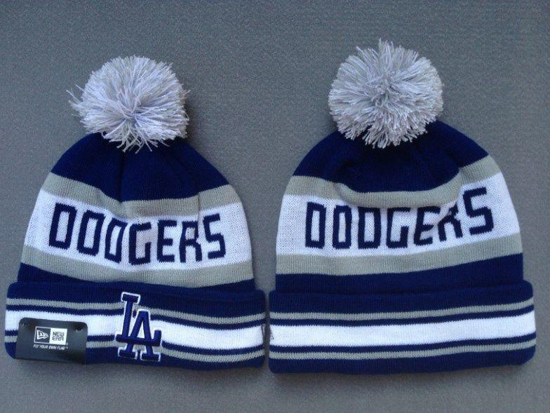 77cca0bf6 Dodgers Beanie Hats Brooklyn New Era Winter Cap | Yarn Craft ...