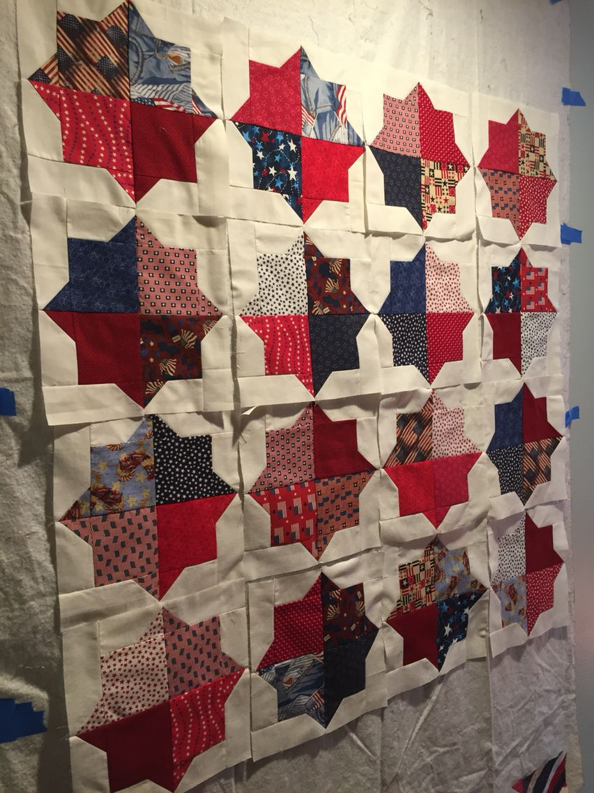 Double Star Pattern From The Missouri Star Quilt Company