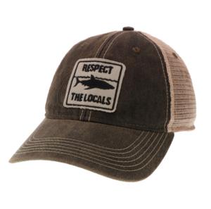 Respect The Locals Adjustable Hat | Hats, Vintage black ... Respect Hat Kid