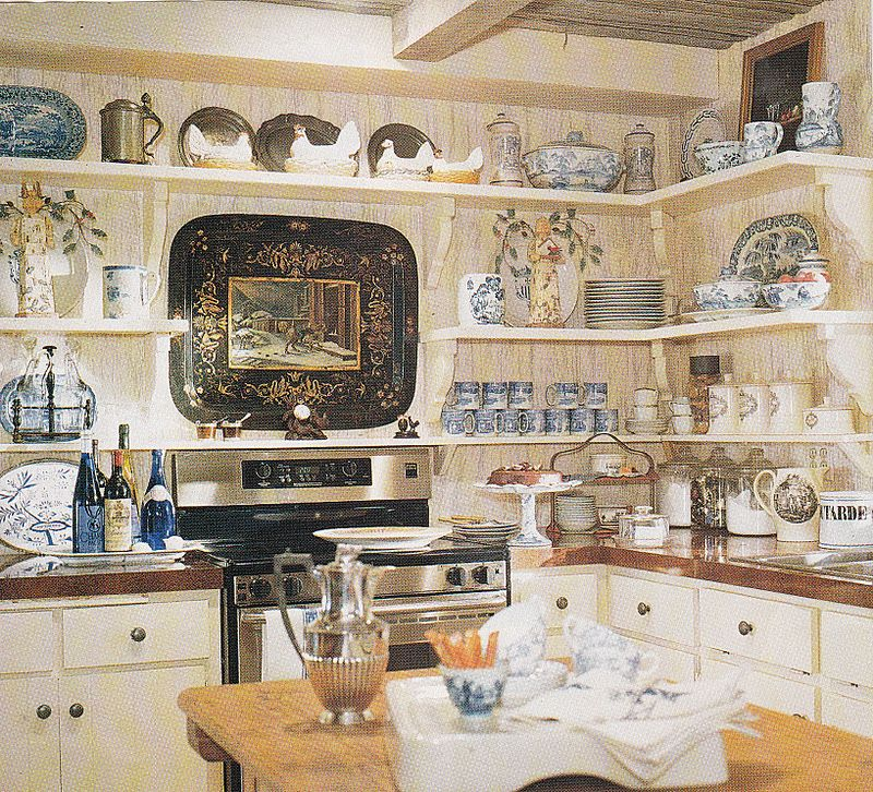 Best Charles Faudrée Kitchen I Like All The Open Display 400 x 300