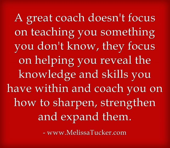 Great Coach Quotes melissa tucker a great coach   Google Search | Baseball/softball  Great Coach Quotes