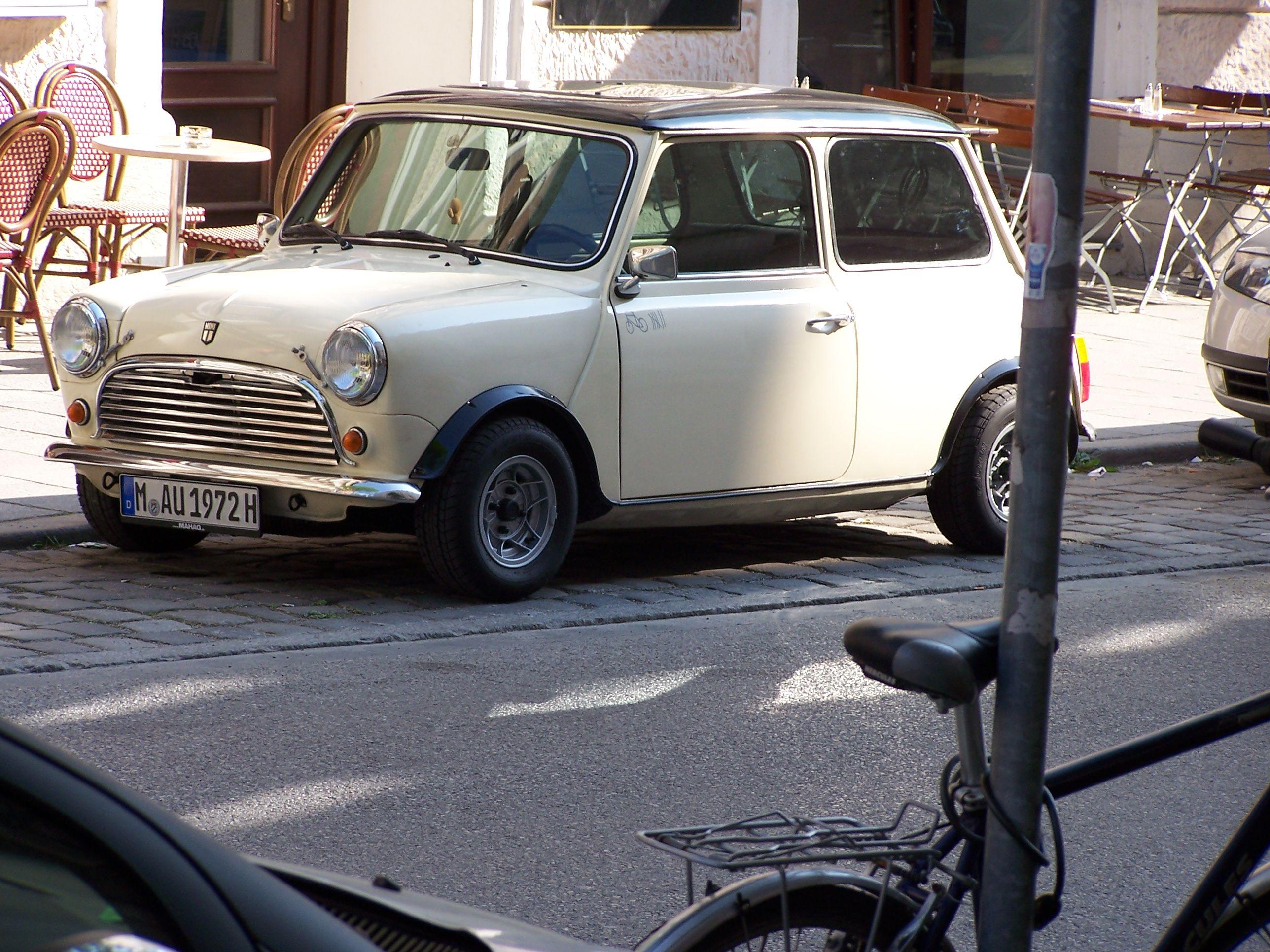 Mini BJ 1972