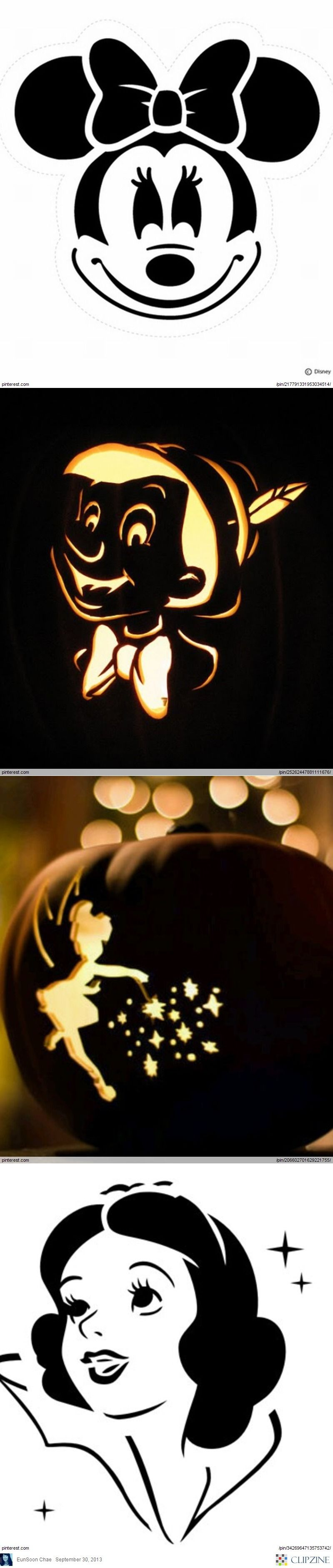 Disney Pumpkin Carving Ideas | CELEBRATION - Dia de los Muertos ...