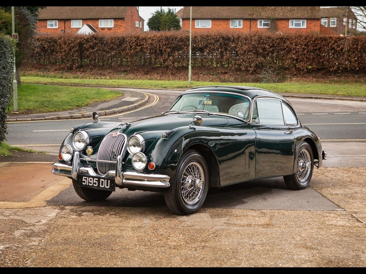 The Trade Archive Classic cars, Jaguar, Classic sports cars