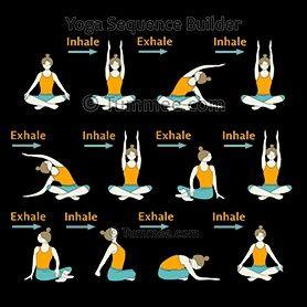 pinmarta amaral on yoga  yoga sequences yoga yoga