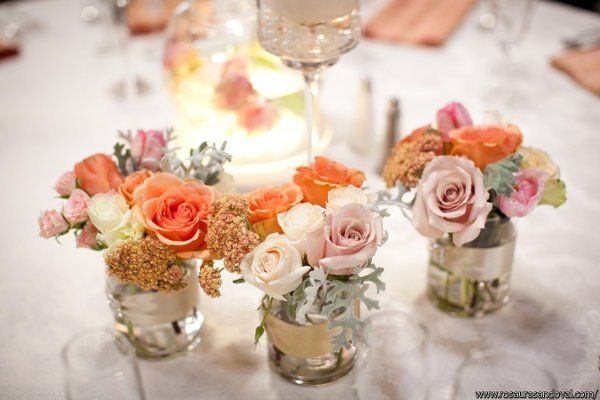 Vintage Chic Centerpieces Pinterest Centerpiece Wedding Flower