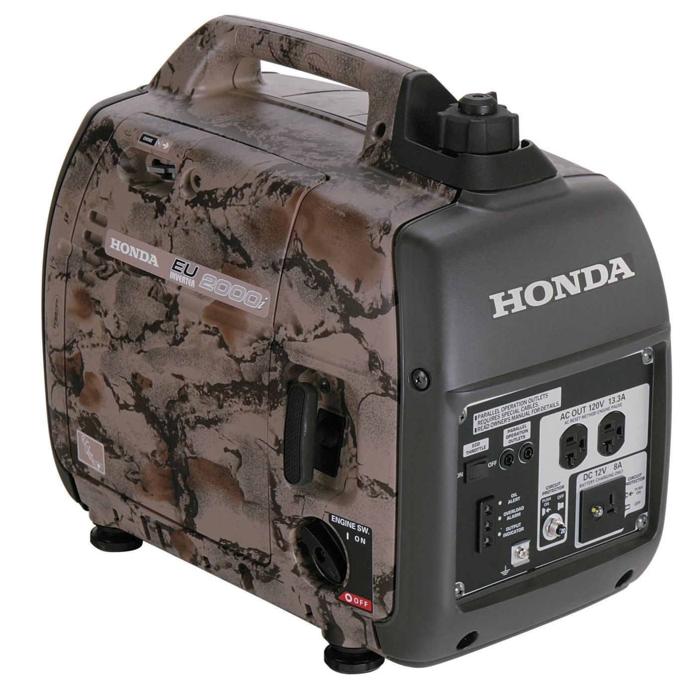 1429 95 Eu2000i Camo Generator Honda Generator Generators For Sale Honda