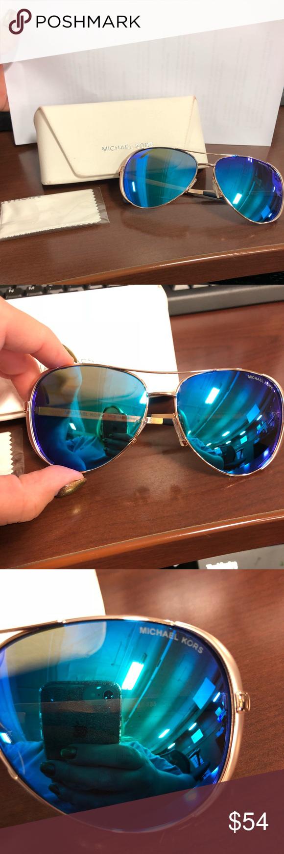 e97201ea8 100% AUTHENTIC Michael Kors Chelsea Sunglasses 100% AUTHENTIC MICHAEL KORS  MK5004 CHELSEA SUNGLASSES Frame