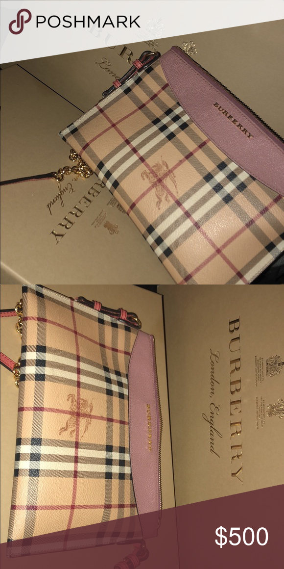 cb773791b34 Burberry Purse Beautiful limited edition Burberry crossbody. 100% real have  receipt to prove it. Burberry Bags Crossbody Bags