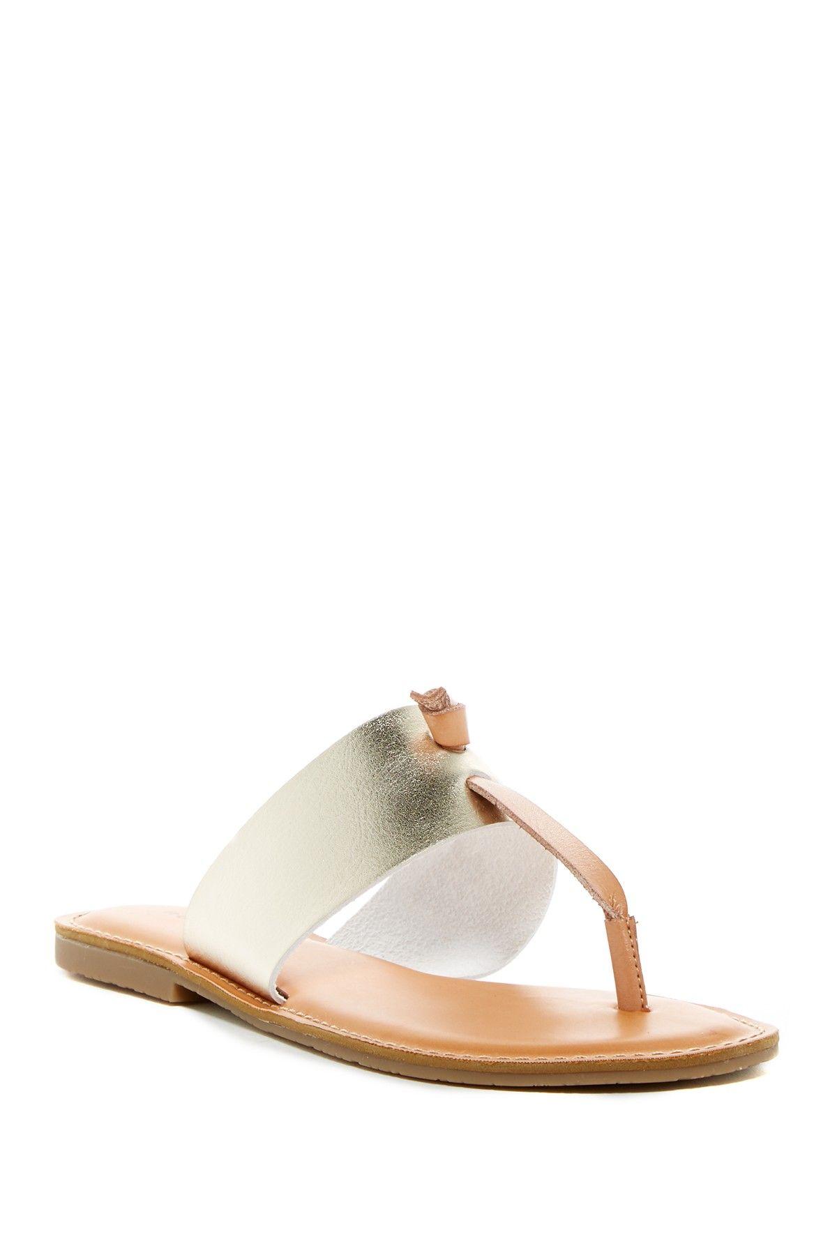 Blaney Thong Sandal
