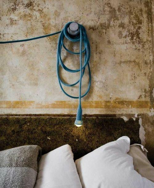diy lampen aus glühbirnen industriell schlafzimmer Oktober - lampe für schlafzimmer