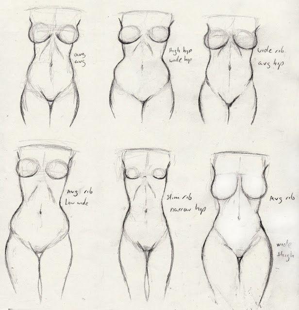 Como Desenhar Mangá: Anatomia | Trucos | Pinterest | Anatomía ...