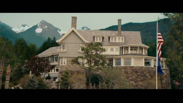 The Real House Where The Proposal Movie Was Filmed Sitka Alaska