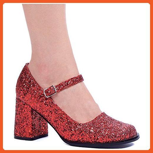 Eden G Red Costume Shoes - Size 8 - Pumps for women (*Amazon Partner-Link)
