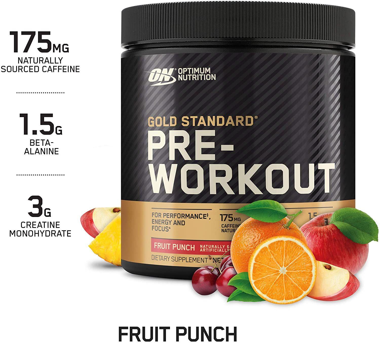 Optimum Nutrition Gold Standard Pre Workout Best Pre Workout Supplement Optimum Nutrition Gold Standard Pre Workout Supplement