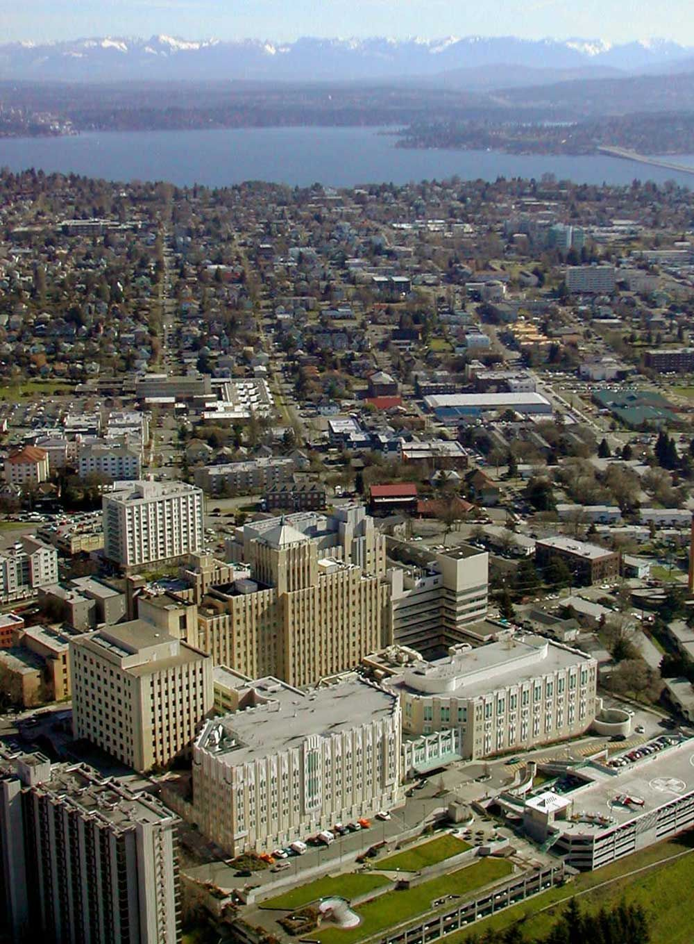 Harborview medical center has a long history of caring for