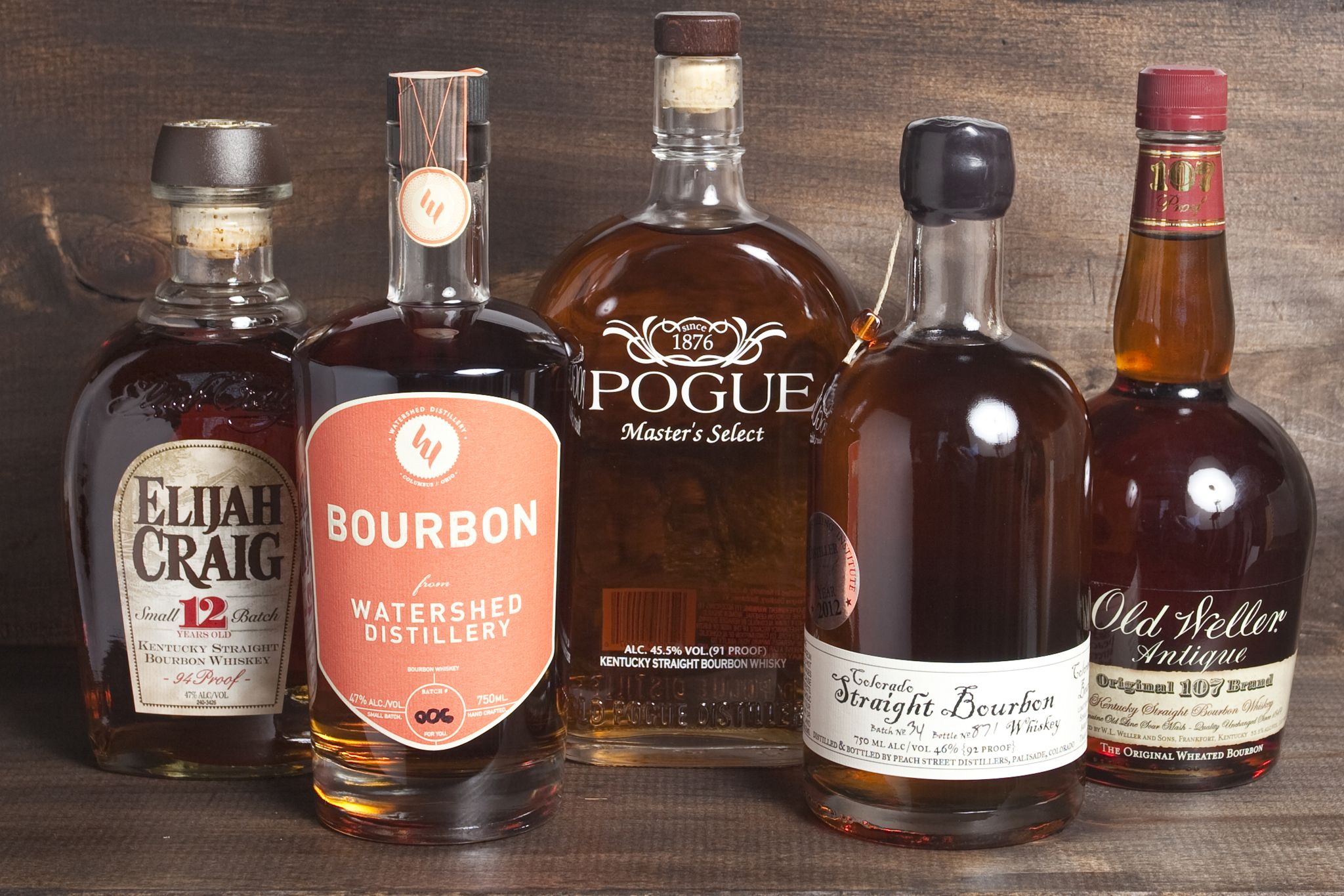 Ten Best Bourbons Top Bottles Of The All American Whiskey American Whiskey Whiskey Bourbon